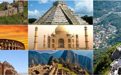 New 7 Wonders Of The World 2021