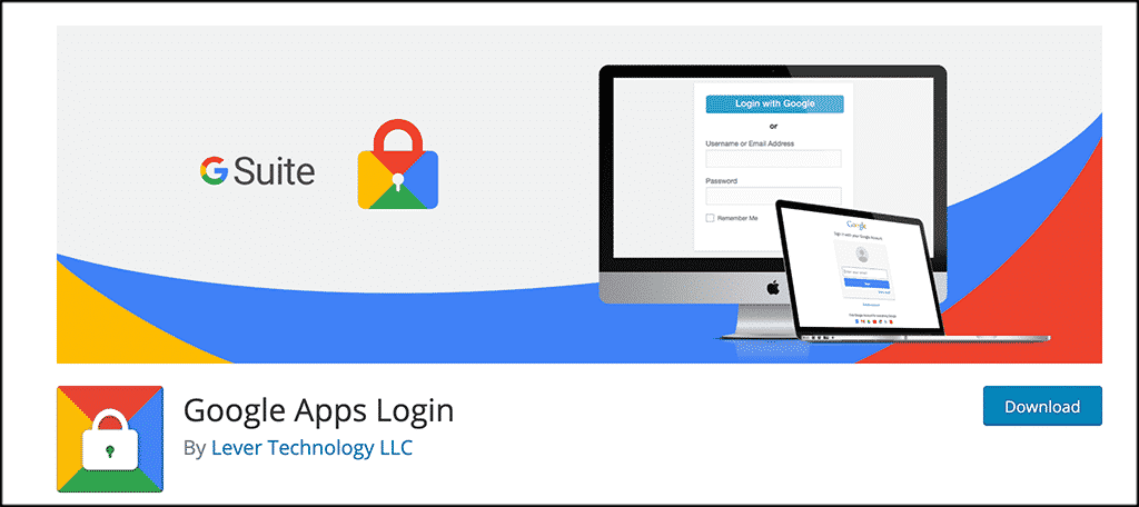 Gogle-Apps-Login