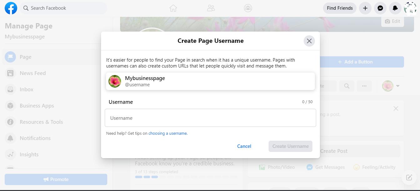 facebook_create_username